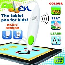 APPen Electronic Learning Aid for ios & Android Tablets Pen Colour, Play, Learn