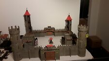Playmobil große Burg Ritter Eigenbau modifiziert, Klicky ?