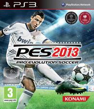 Pro Evolution Soccer PES 2013 PS3 Playstation 3 KONAMI