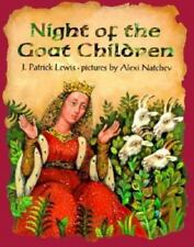 The Night of the Goat Children-ExLibrary