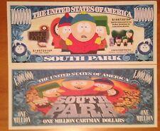 South Park Million Dollar Bill