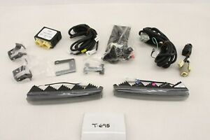 New Mitsubishi Outlander Sport LED Daytime Running Lamp Kit OEM MZ583015EX 13-19