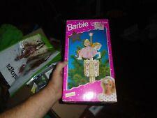 Vintage 1997 Mr Christmas Barbie Carousel Tree Topper