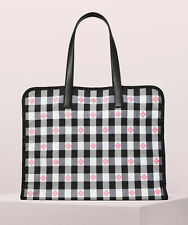 Kate Spade Nylon Tote Shopper Morley extra large tote ~NWT~ Black