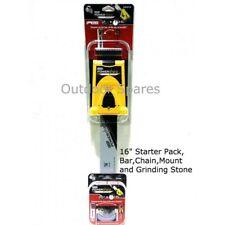 "Makita DCS230T 16"" Oregon PowerSharp Chainsaw Sharpening Starter Kit"