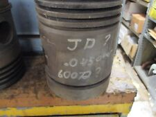 """JOHN DEERE """"70"""" PISTON .045 OVERSIZE USED 60072 AFTERMARKET ALUMIMUN"""