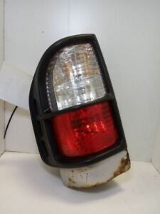 1998-2004 Isuzu Rodeo LH Driver Side Tail Light Lamp Assembly OEM USED TESTED