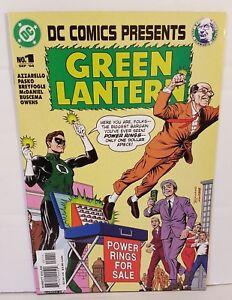 GREEN LANTERN #1 2004 VF