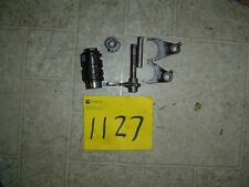 1990 SUZUKI RM250 RM 250  SHIFTING FORKS AND DRUM