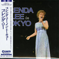 BRENDA LEE-BRENDA LEE IN TOKYO-JAPAN MINI LP CD C94