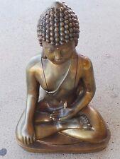 Sunjoy Sitting Buddha Statue 108158-2 (R)  LOC AAA-13