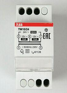 ABB Trafo 8V 12V 24V AC Transformator Klingeltrafo Hutschiene Installationsgerät
