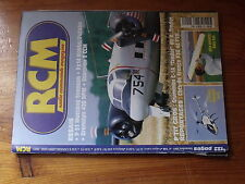 $$7 Revue RCM N°248 Plan encarte Baby Doll  X-Treme Economic  P 51 Mustang