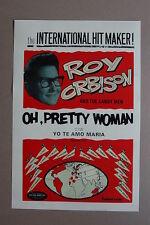 Roy Orbison Lobby Card Pretty Women