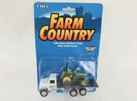 Ertl Farm Country Toy John Deere 5836 Tractor & Delivery Truck MIP 1/64