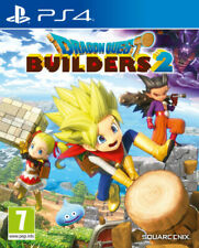 Dragon Quest - Builders 2 For PS4 (New & Sealed)