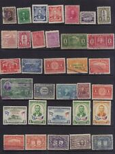 stamps  Honduras  see 2 scans