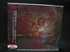CANNIBAL CORPSE Red Before Black JAPAN 2CD Monstrosity Malevolent Creation Death