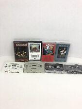 Kansas Cassette LOT Leftoverture Power Best Of Kansas In The Spirit Of Things