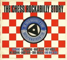 THE CHESS ROCKABILLY STORY - 2 CD BOX SET - DALE HAWKINS, BOBBY SISCO & MORE