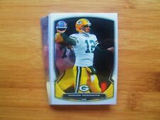 2014 Bowman Chrome Green Bay Packers TEAM SET - Aaron Rodgers