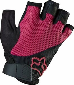 Fox Racing Womens Reflex Short Gel Glove Pink