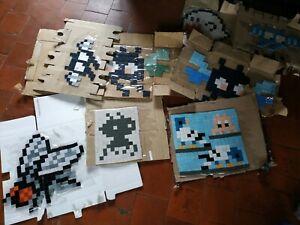 Kit Mosaïque Space Invaders 11 Modèles