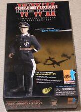 dragon action figure 1/6 ww11 german pilot kurt 12'' boxed did cyber hot toy