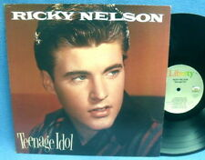 LP RICKY NELSON - TEENAGE IDOL // USA LIBERTY / *** MINT- ***