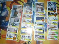 1982 1983 Donruss Yankees Lot Guidry Gossage + More 26 Cards