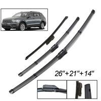 OEM NEW 2018-2020 Volkswagen Tiguan 2.0L Front Bumper Impact Bar 5NN-807-109-L
