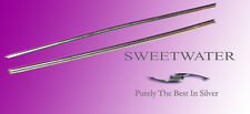 "Sweetwater 6"" 99.99% Pure Silver Wire Rods"
