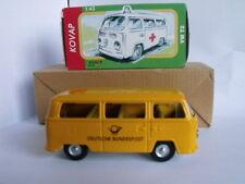 Modellino in latta KOVAP Volkswagen VW T2 1:43 - Deutsche Bundepost