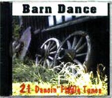 Barn Dance  21 Dancin' Fiddle Tunes  RARE Original Canadian CD (Brand New!)