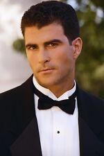 NERO papillon annodare Stile Seta Nera, James Bond sguardo descrizione ITALIANO