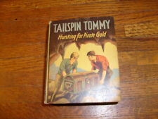 vintage BIG LITTLE BOOK: TAILSPIN TOMMY HUNTING FOR GOLD