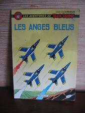 BUCK DANNY 36 LES ANGES BLEUS 1972  BROCHE PROMOTIONNEL LA REDOUTE
