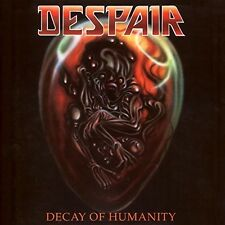 Decay Of Humanity - Despair (2015, CD NIEUW)