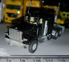 ☠ 086 ☠ WIKING CAMION TRACTEUR SOLO TRUCKS USA PETERBILT SCALE 1:87 HO OCCASION