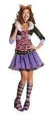 Monster High Clawdeen Wolf Adult Womens Costume Halloween