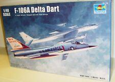 Trumpeter 02891 - F-106A Delta Dart - (1:48) Plastic Aircraft Kit