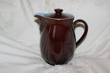 DENBY Langley Stoneware Brown Milk Jug 2 1/2 pint