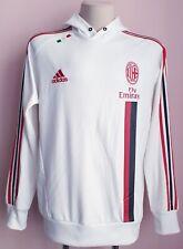 AC Milan 2011 - 2012 Away football top training Jacket