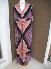 New $159 Chico's Soldout Stunning Diamond Jasmina Maxi Dress Size 3 XL 16 18 NWT