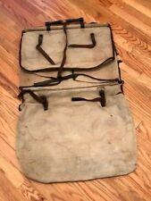 Vintage WW2 German  Uniform Suit Luggage Bag Military Issued  Travel Case.Orig