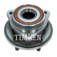 Wheel Bearing and Hub Assembly-4WD Front Timken HA597449
