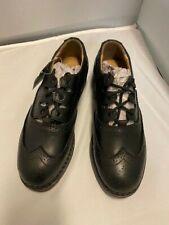 Ghillie Brogues Leather Scottish Kilt Shoes Highland Dress UK Size 3