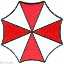 Resident Evil Umbrella ecusson neuf brodé Parapluie Umbrella patch