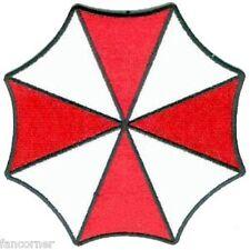 Resident Evil Umbrella ecusson neuf brodé Parapluie Umbrella patch