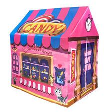 Tenda a tema casa dolce casa dei giochi per bambini gioco all'aperto al